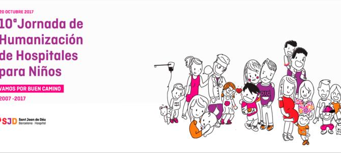 10ª Jornada de Humanización de Hospitales para Niños