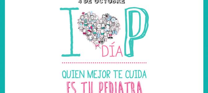 8 De Octubre  día de la Pediatría.