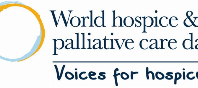 «No dejes a los que sufren atrás» Día Mundial de los cuidados Paliativos