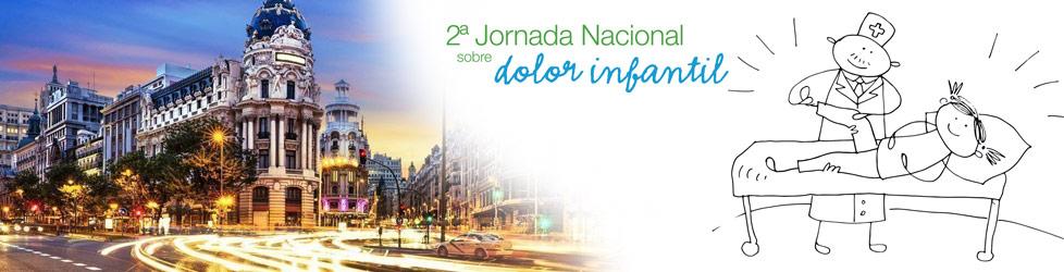Jornada de Dolor Infantil. 2 de Febrero 2018. Madrid