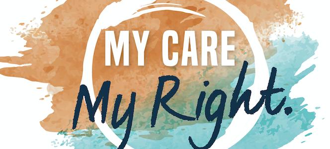 Día de Los cuidados paliativos. My care my right!